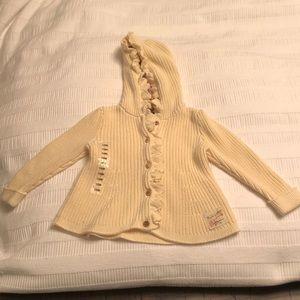 New beige knit sweater - Ralph Lauren 12m